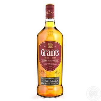 Віскі Grants Family Reserve 0,7л