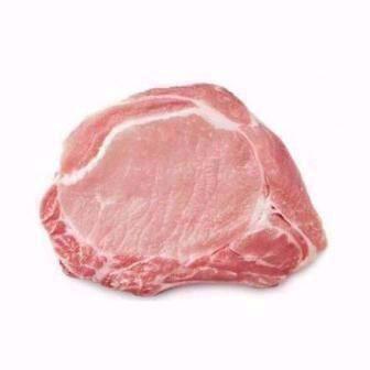 Биток биток свинячий із кісткою охолоджений  1 кг