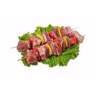 Шашлик Традиційний зі свинини охолоджений До столу 100г