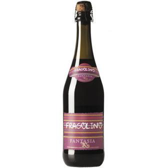 Напій винний Fragolino Fantasia червоне солодке 0,75л