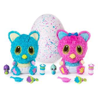 Интерактивная игрушка Hatchimals Чубастик в яйце (SM19133/6044072)