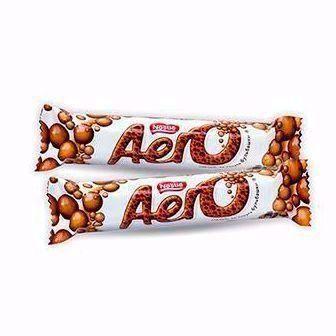Шоколад молочний Aero Світоч 30 г