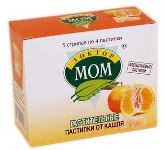 Доктор Мом апельсин паст №20