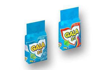 Засіб миючий синтетичний порошковий Морська свіжість/ Яскраві кольори, автомат 2,4 кг   GALA