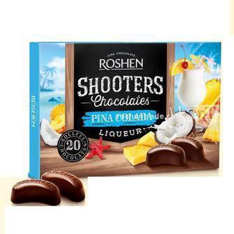 Цукерки Shooters Roshen 150г
