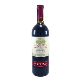 Вино Легенда Инкермана, Древний Херсонес    Инкерман красное, белое п/сл, 0,75 л