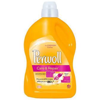 Скидка 39% ▷ Засіб Perwoll для прання догляд відновлення 2,7л