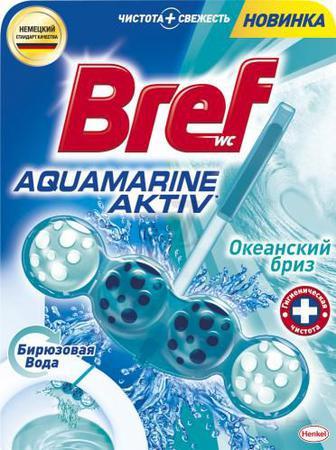 Блок для унітаза Bref Сила Аквамаринової води – Океан 50 г