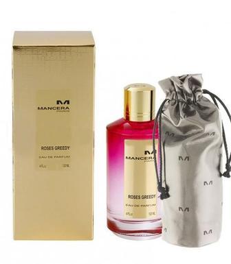 MANCERA ROSES GREEDY парфумована вода 120 мл