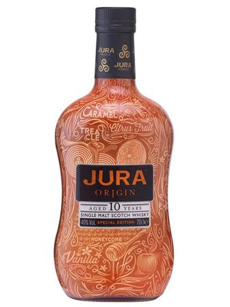 Виски Origin Jura 10 лет 0.7л