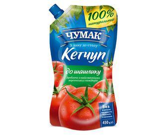 Кетчуп «Чумак» до шашлику, 450г