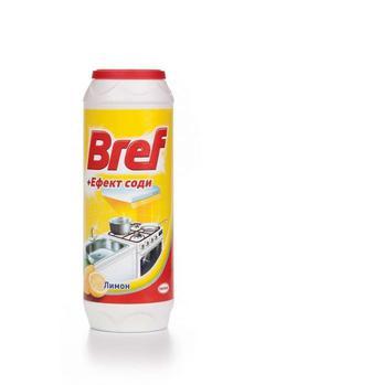 Чистящий порошок Bref, 500г
