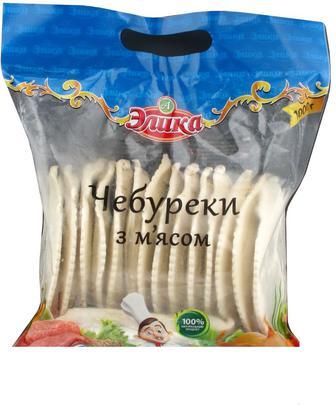 Чебуреки с мясом   Элика   1 кг