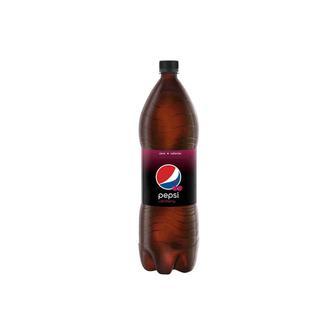 Напиток Pepsi Wild Cherry безалкогольный сильногазированный низкокалорийный 1л