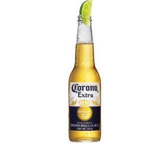 Пиво Светлое Корона Экстра 0,355 л