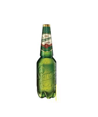Пиво світле Старопрамен 1 л
