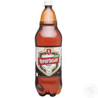 Пиво Чернігівське Міцне 1 л
