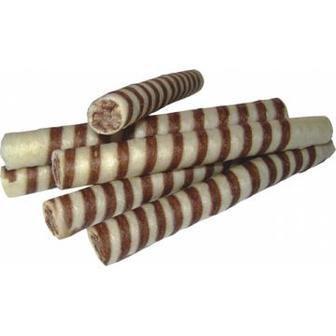 Вафельні трубочки з какао,десертна, згущене молоко Київські Ласощі кг