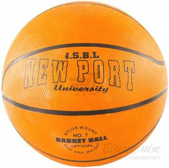 Баскетбольний м'яч HMS 16GD р. 7