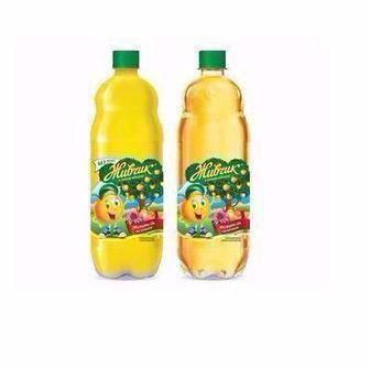 Напій Живчик зі смаком   яблука 1 л