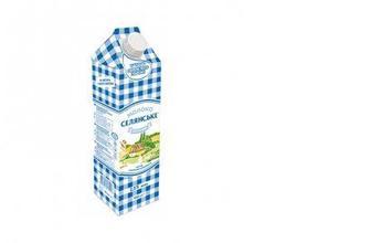 Молоко ультрапастеризованное 2.5%, Селянське, 950г