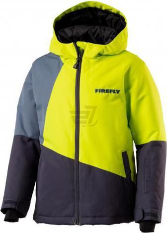 Куртка Firefly Timmy jrs 267547-906704 164 лимонний