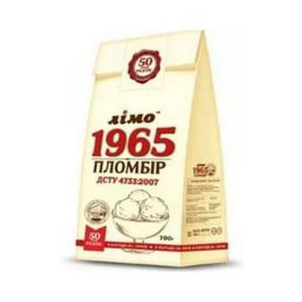 Морозиво Пломбір 1965 ЛІмо 700г