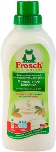 Кондиціонер для білизни Frosch Мигдалеве молочко 0,75 л
