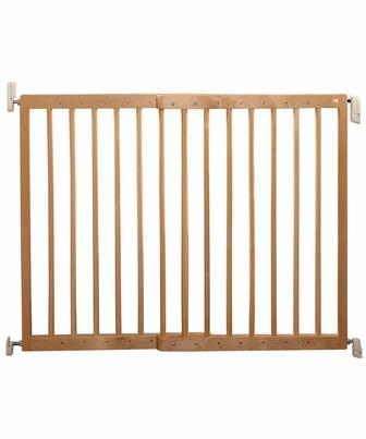 Дерев'яні захисні ворота, що розширюються від Mothercare