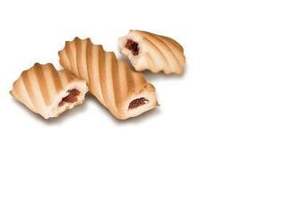 Печиво здобне Супер Моніка вишня, Деліція, 1кг