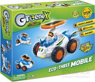 Науково-ігровий набір Amazing Toys Eco-Three Mobile 36522