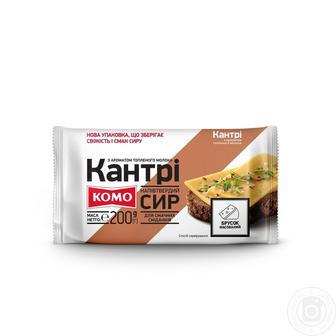 Сыр Тенеро, Кантри 50% Комо 200 г