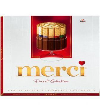 "Шоколад ""Merci Асорті"", Millennium, 250г"