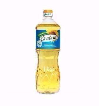 Олія соняшникова  Олейна 0.87л