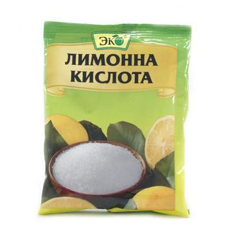 Кислота лимонна Еко 25 г