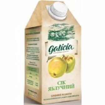 Сік Galicia 0,2л