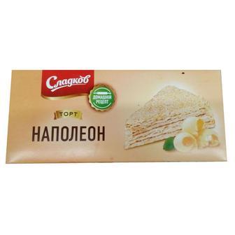 Торт  Наполеон  Сладков  250 г