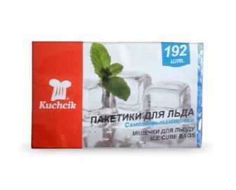 Мішечки для льоду Kuchcik, 192 шт./уп.