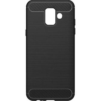 Чехол GLOBALCASE Leo для Samsung Galaxy A6 2018 Black