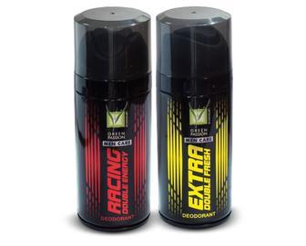 Дезодорант мужской Green Passion Двойная энергия/Двойная свежесть, 150 мл