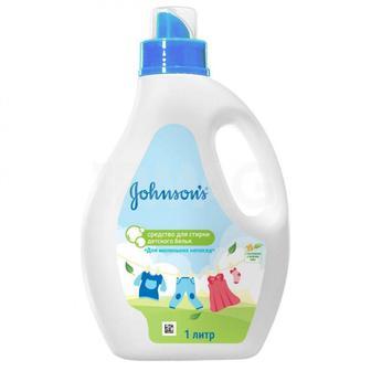 Средство для стирки Johnson's baby Johnson's для детского белья 1 л.