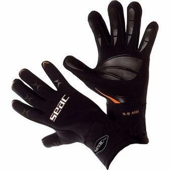Перчатки для дайвинга Seac Sub Skin Flex 5мм p.S