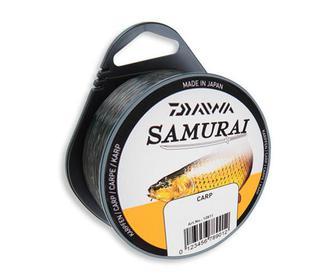 Леска Daiwa Samurai Mono Carp 0.25мм