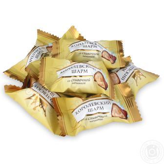 Цукерки АВК Королівський ШАрм з вершковою/горіховою/шоколадною начинкою 1 кг