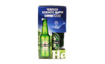 Пиво Набір №1 Хайникен 4 х 0,5 л