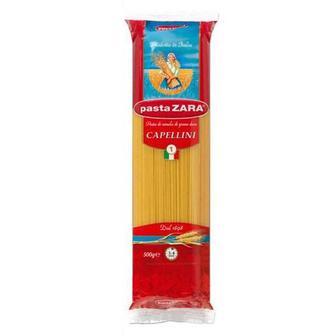Макаронні вироби спагетті, стелле  Pasta Zara 500 г