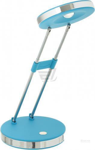 Настільна лампа Jazzway PTL-620 4 Вт синій