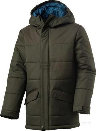 Куртка McKinley Perry jrs 280815-902911 164 зелений меланж