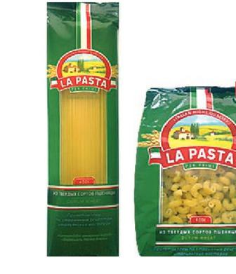 Макаронні вироби Ла-Паста 400г