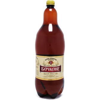 Пиво ППБ Бочкове 2л